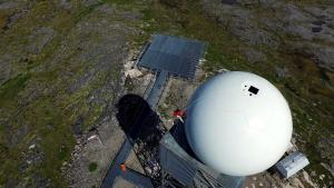 28ft Radome Sealing - North America.