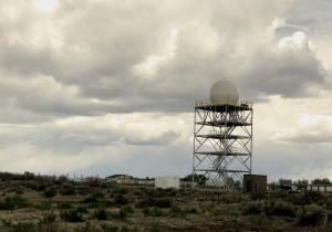 Weather Radome, CO USA