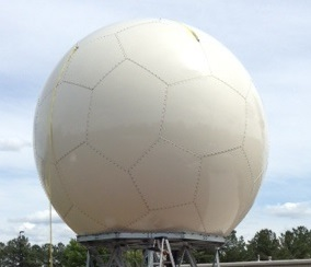 22Ft Radome