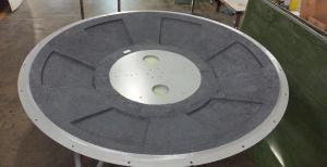 1.8m Radome Base