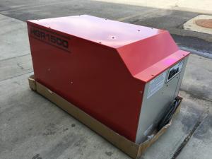 Radome Dehumidifier