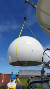 20ft Radome Lift