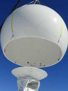 25ft Radome USA